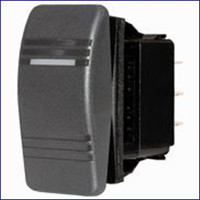 Blue Sea Systems 8283 Rocker Switch On-Off-On SPDT