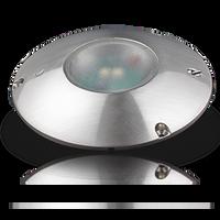 """Lunasea Surface Mount 6.75"""" Brushed Nickel Finish COB LED Light LLB-47FW-82-00"""