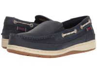 Sebago Women's Mahleah Slip-on (Navy Leather)  B633265