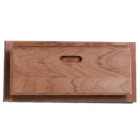 Whitecap Teak Drawer/Door Front and Frame 12x6, 15x7, 18x8 or 21x9