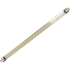 """Lunasea F8T5 12"""" LED Fluorescent Tube Replacement, 6"""" Flying Leads LLB-05WD-81-00"""