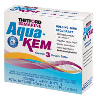 Thetford Aqua-Kem® Marine 3-Pk 8 Oz. New Formulation 94081