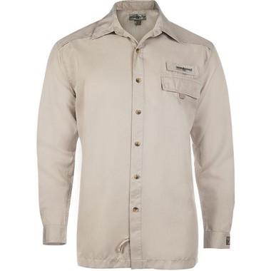 Hook & Tackle® Men's Bug/X Long Sleeve Fishing Shirt  M01036L-050