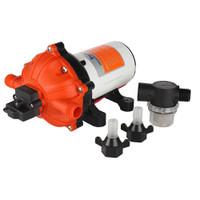 SeaFlo Water Pressure Pump 5.5 GPM  SFDP1-055-060-51