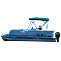 Taylor Made Pontoon Bimini BoaTops® 84316