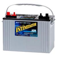 Deka Seamate Intimidator Sealed Battery AGM  8A24M 8A27M