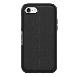 OtterBox Symmetry Leather Case iPhone 7 - Black/Black