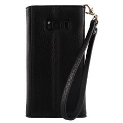 Case-Mate Wristlet Folio Case Samsung Galaxy S8 - Black