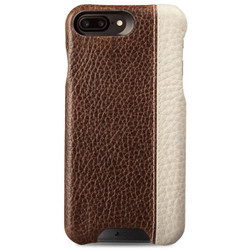 Vaja Grip LP Leather Case iPhone 7+ Plus - Durango/Floater Latte
