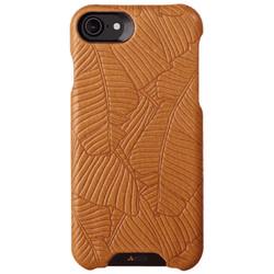 Vaja Grip Leather Case iPhone 7 - Bridge Embossed London Leaves
