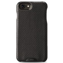 Vaja Grip Leather Case iPhone 7 - Pique Black