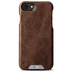 Vaja Grip Leather Case iPhone 7 - Durango/Birch