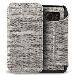 Vaja Leather Agenda Case Samsung Galaxy S7 Edge - Marshal Panama