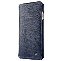 Vaja Wallet Agenda Leather Case iPhone 7 - Bridge Blue
