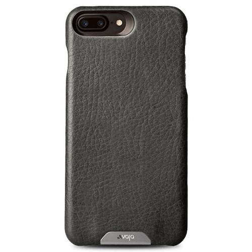 Vaja Grip Leather Case iPhone 7+ Plus - Bridge Charcoal