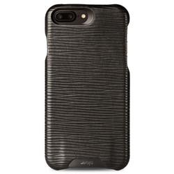 Vaja Grip Leather Case iPhone 7+ Plus - Legno Nero