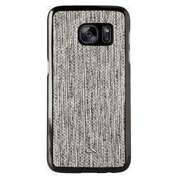 Vaja Leather Fabric Case Samsung Galaxy S7 - Marshal Panama