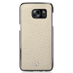 Vaja Leather Wrap Case Samsung Galaxy S7 - Floater Latte