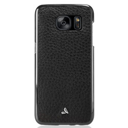 Vaja Leather Wrap Case Samsung Galaxy S7 - Floater Black