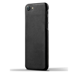 Mujjo Leather Case iPhone 8/7 - Black