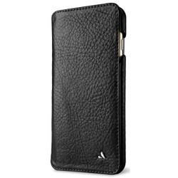Vaja Wallet Agenda Leather Case iPhone 7+ Plus - Bridge Black