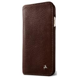 Vaja Wallet Agenda Leather Case iPhone 7+ Plus - Bridge Pinecone/London