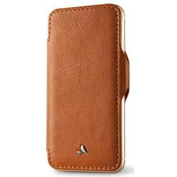 Vaja Nuova Pelle Leather Case iPhone 7+ Plus - Bridge Saddle Tan