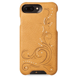 Vaja Grip Crystal Leather Case iPhone 7+ Plus - London