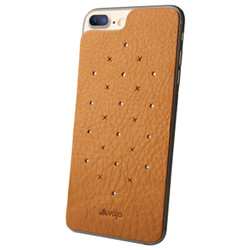 Vaja Leather Back Case iPhone 7+ Plus - Bridge London