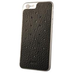 Vaja Leather Back Case iPhone 7 - Bridge Black