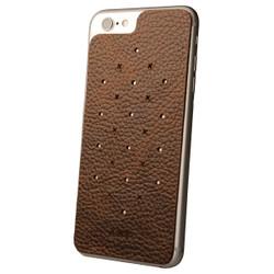 Vaja Leather Back Case iPhone 7 - Durango