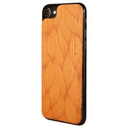 Vaja Leather Back Case iPhone 7 - Foglie London