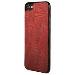 Vaja Leather Back Case iPhone 7 - Foglie Chili