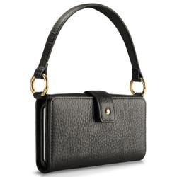 Vaja Lola XO Leather Wallet Detachable Case iPhone 6/6S - Bridge Black