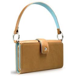 Vaja Lola XO Leather Wallet Detachable Case iPhone 6/6S - London/Capri