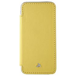 Vaja Nuova Pelle Leather Case iPhone 6/6S - Lemon Drop