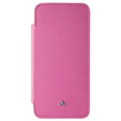 Vaja Nuova Pelle Leather Case iPhone 6/6S - Carmin Rose