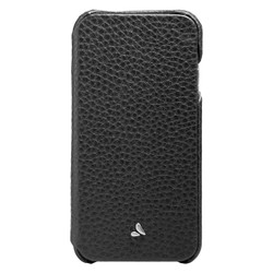 Vaja Agenda Ivo Leather Case iPhone 6/6S - Floater Black
