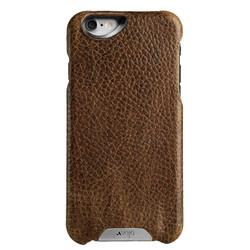 Vaja Grip Leather Case iPhone 6/6S - Durango/Birch