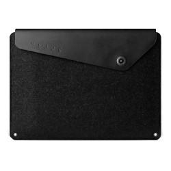"Mujjo Sleeve Case Macbook 12"" - Black"