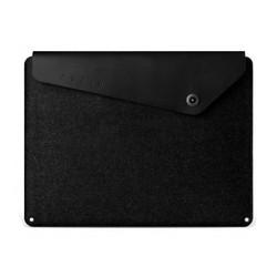 "Mujjo Sleeve Case Macbook Pro and Air 13"" - Black"