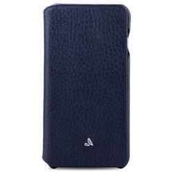 Vaja Niko Wallet Leather Case iPhone 6+/6S+ Plus - Crown Blue/True Blue