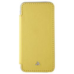 Vaja Nuova Pelle Leather Case iPhone 6+/6S+ Plus - Lemon Drop