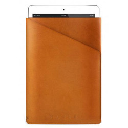 Mujjo Slim Fit Sleeve Case iPad Air - Tan