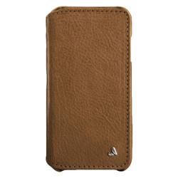 Vaja Wallet Agenda Leather Case iPhone 6+/6S+ Plus - Caramelo