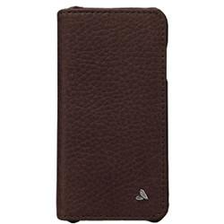Vaja Wallet Agenda Leather Case iPhone 6+/6S+ Plus - Pinecone/London