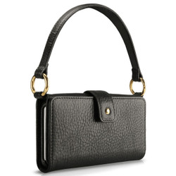 Vaja Lola XO Leather Wallet Detachable Case iPhone 6+/6S+ Plus - Bridge Black