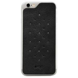 Vaja Leather Back Case iPhone 6+/6S+ Plus - Black