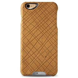 Vaja Grip Embossed Leather Case iPhone 6+/6S+ Plus - London Striscia