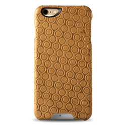 Vaja Grip Embossed Leather Case iPhone 6/6S - London Circo